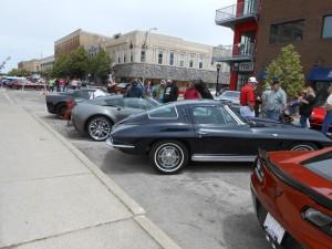 Corvettes!!!