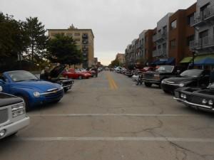 Water Street shot