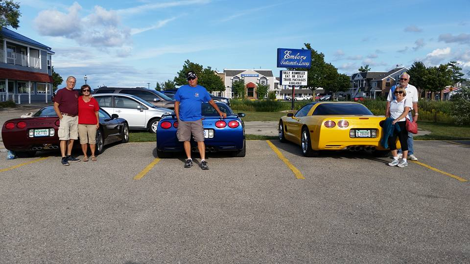 Mackinaw Cruise And Car Show Bay Valley Corvette Club - Virginia beach cruise in car show